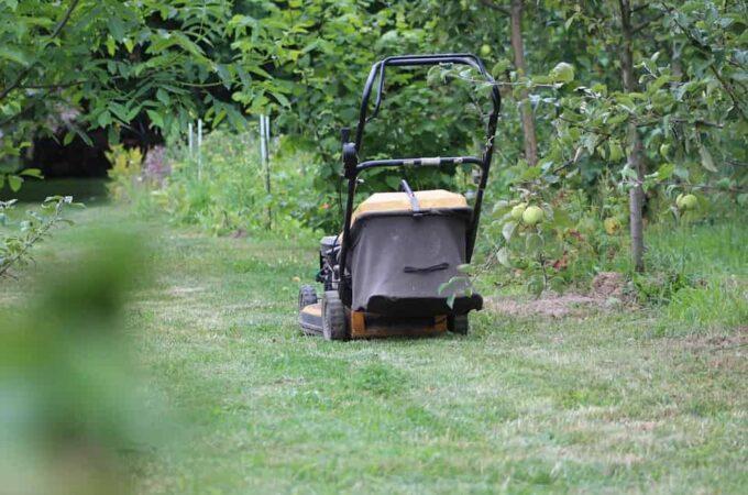 Egyre modernebbek kerti gépek