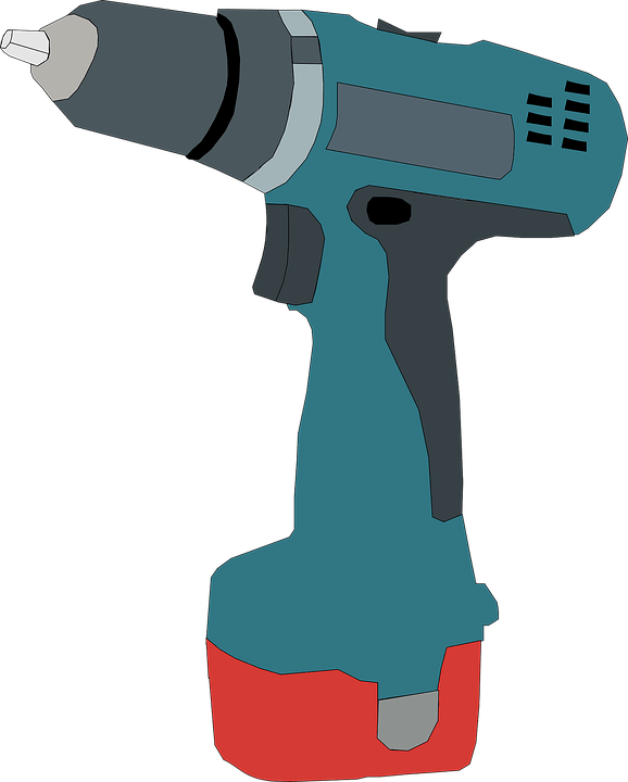 akkumulátoros fúró